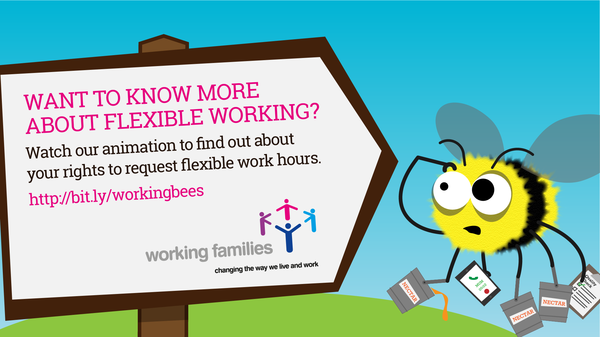 Working Families | How do I ask to change my working hours