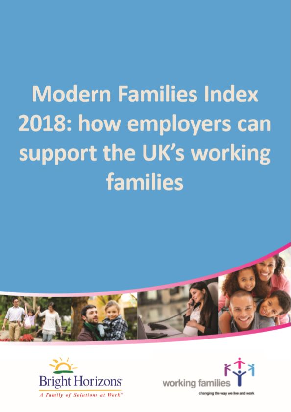 Working Families | Employers with unsupportive workplace